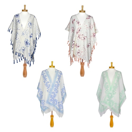 THSAP1034:(8 pcs) Assorted Pack : Arya & Danna Kaftan
